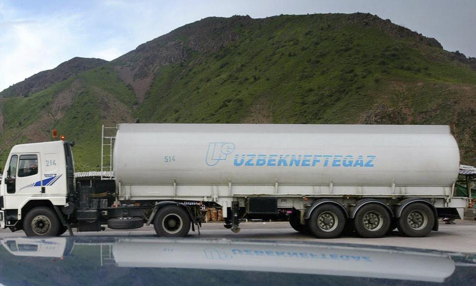 Shell Uzbekistan